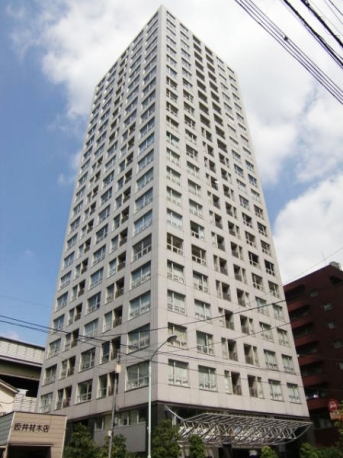 レジディアタワー麻布十番